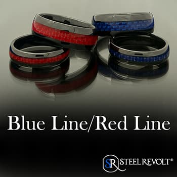 Shop Blue Line / Red Line